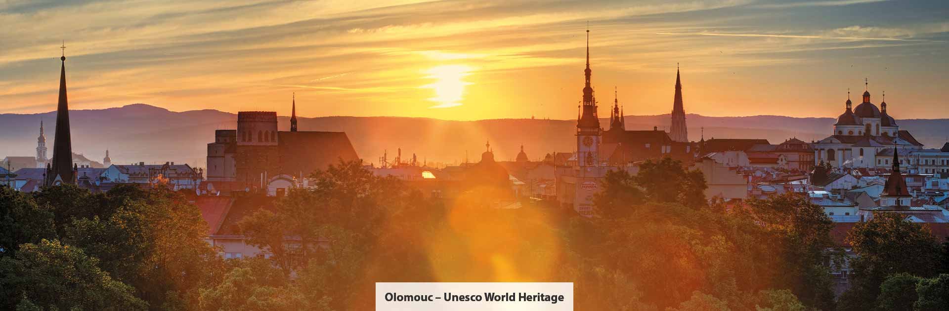 Olomouc - Česká republika UNESCO