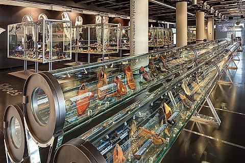 Obuvnické muzeum Zlín, foto: Libor Sváček