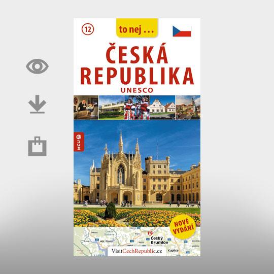 Český Krumlov - památka UNESCO
