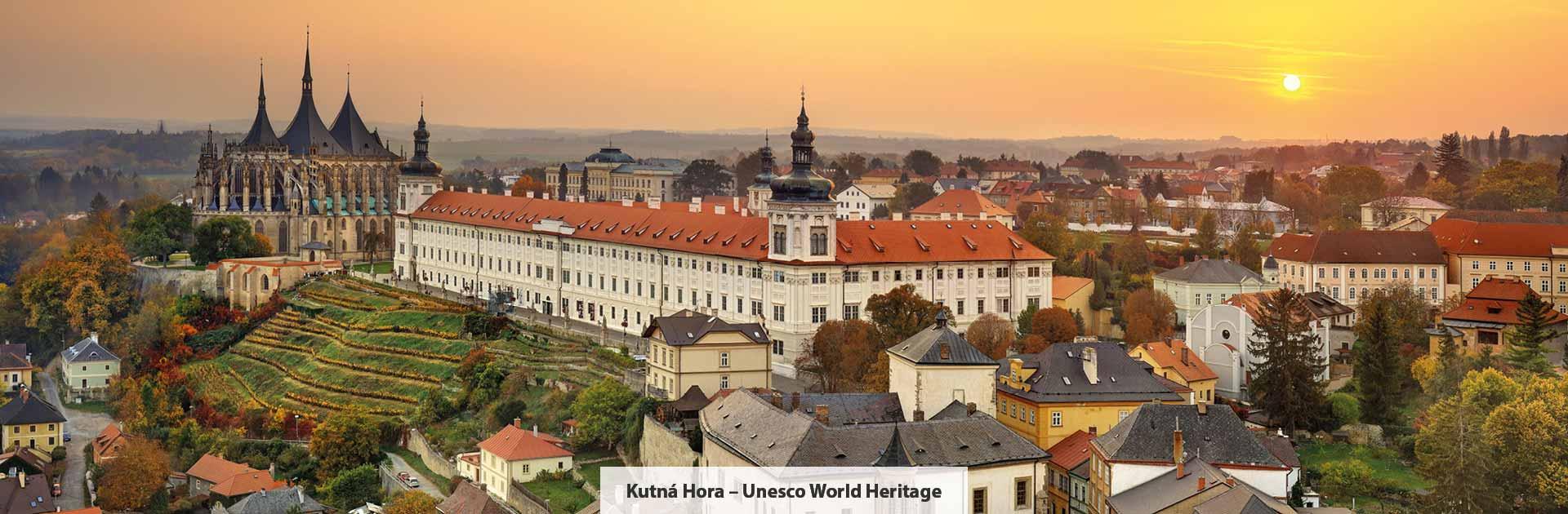 Kutná Hora - Česká republika UNESCO