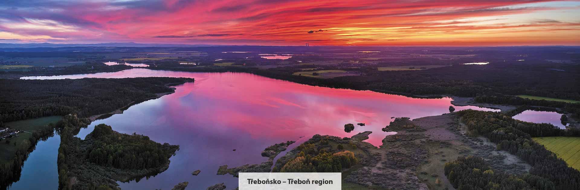 Třeboňsko - Česká republika UNESCO