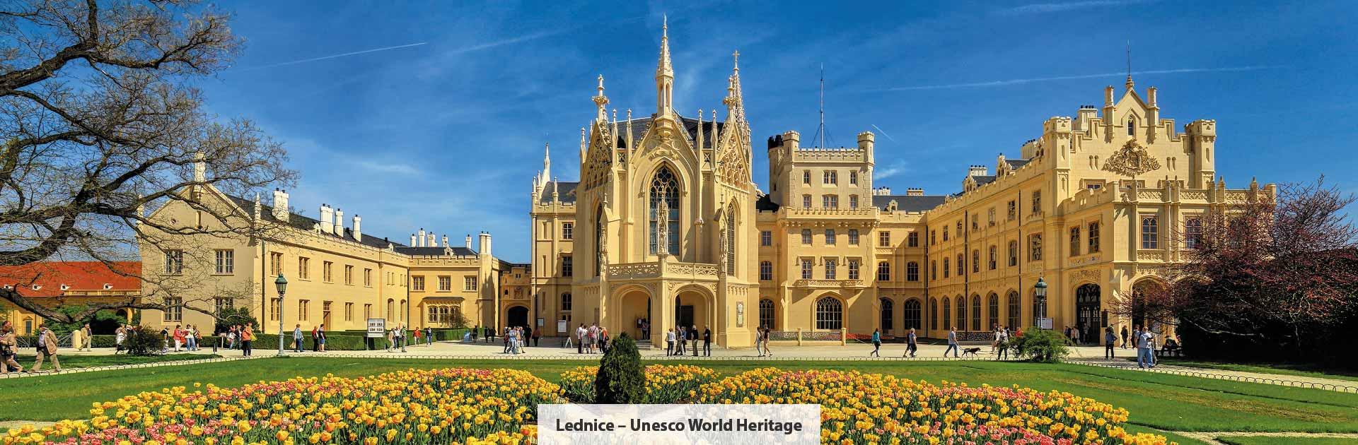 Lednice - Česká republika UNESCO