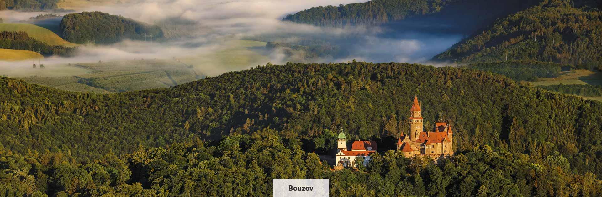 Bouzov - Česká republika UNESCO