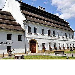 Domy na Parkánu - Český Krumlov